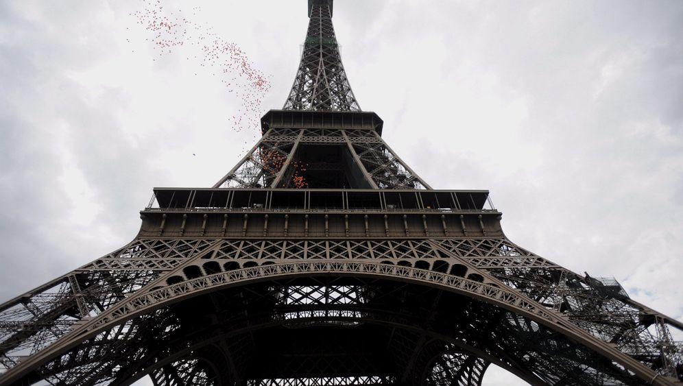 Russische Baupläne: Eiffelturm bekommt pompöse Gesellschaft