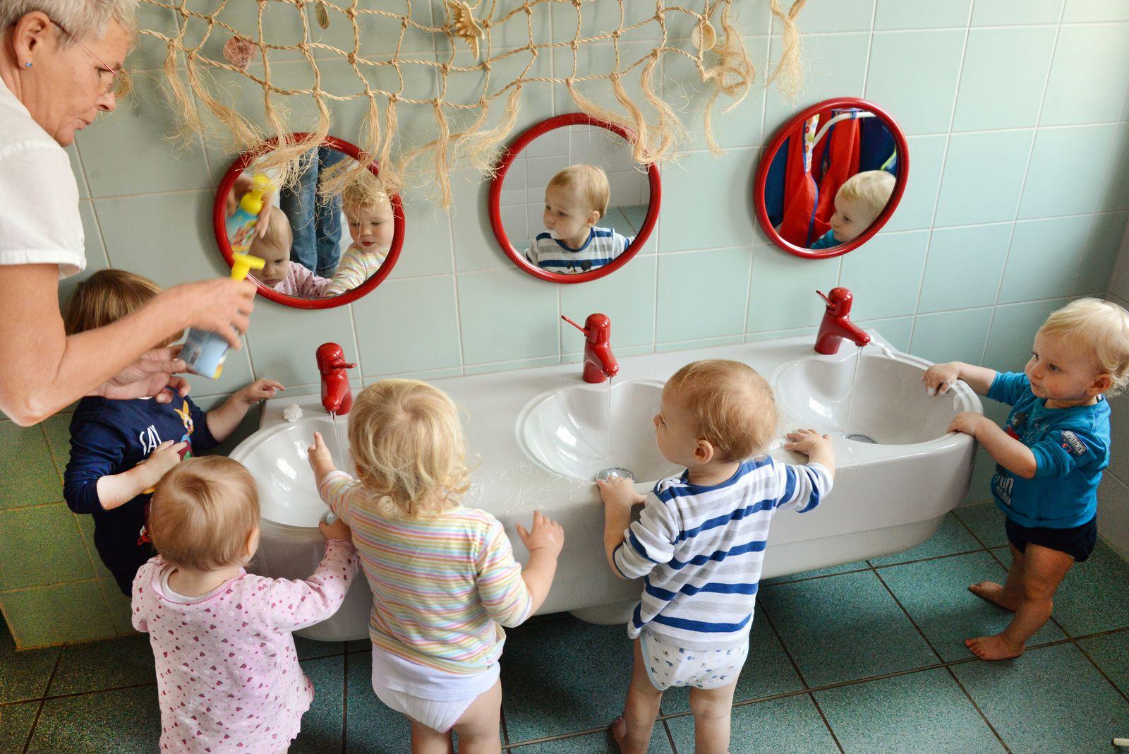 "Integrative Kindertagesstätte ""Kinderland"""