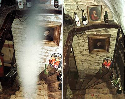 """Geister-Erscheinung im """"Ram Inn"""" von Wotton-under-Edge, Gloucestershire: """"It's very strange"""""""