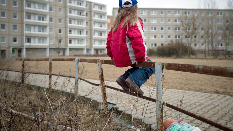Symbolbild zum Thema Kinderarmut
