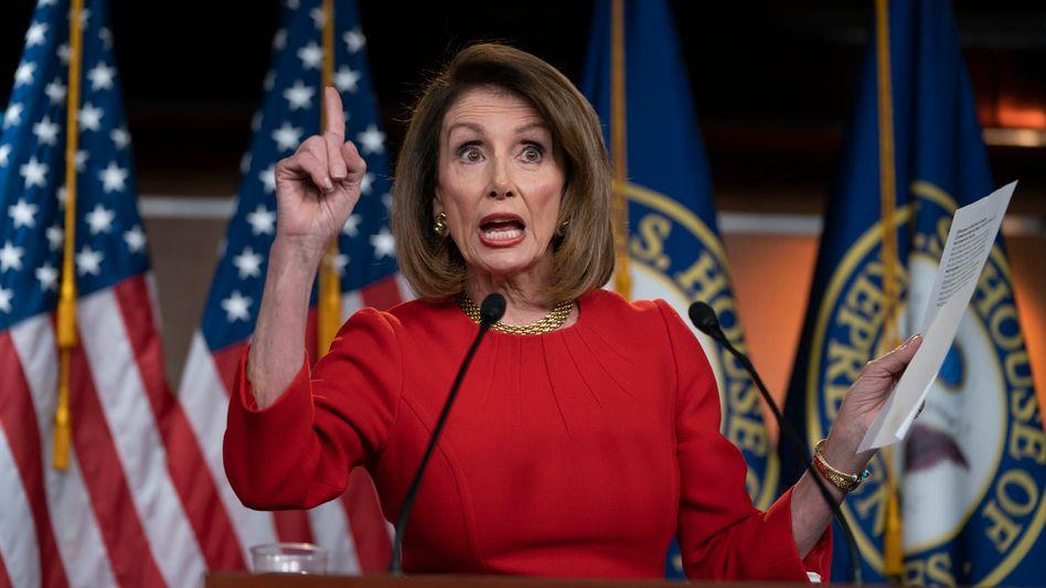 Parlaments-Sprecherin Pelosi: Druck aus der eigenen Partei