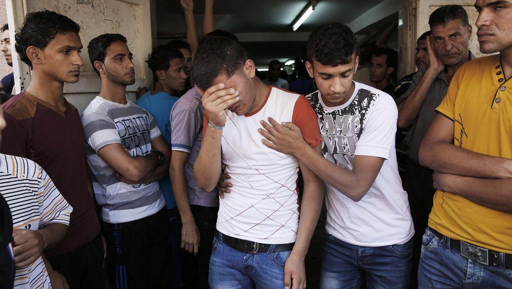 """Humanitäre Lage im Gaza-Streifen: """"Es fehlt hier an allem"""""""