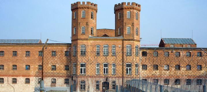 Haftanstalt Bützow-Dreibergen (Foto von 2014): Hier richteten die Nazis Hunderte Gefangene per Fallbeil hin