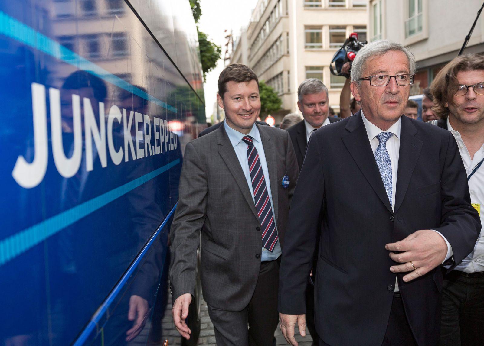 Juncker und Selmayr