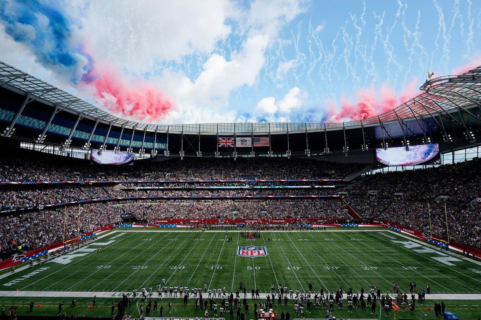 Jets Falcons Football