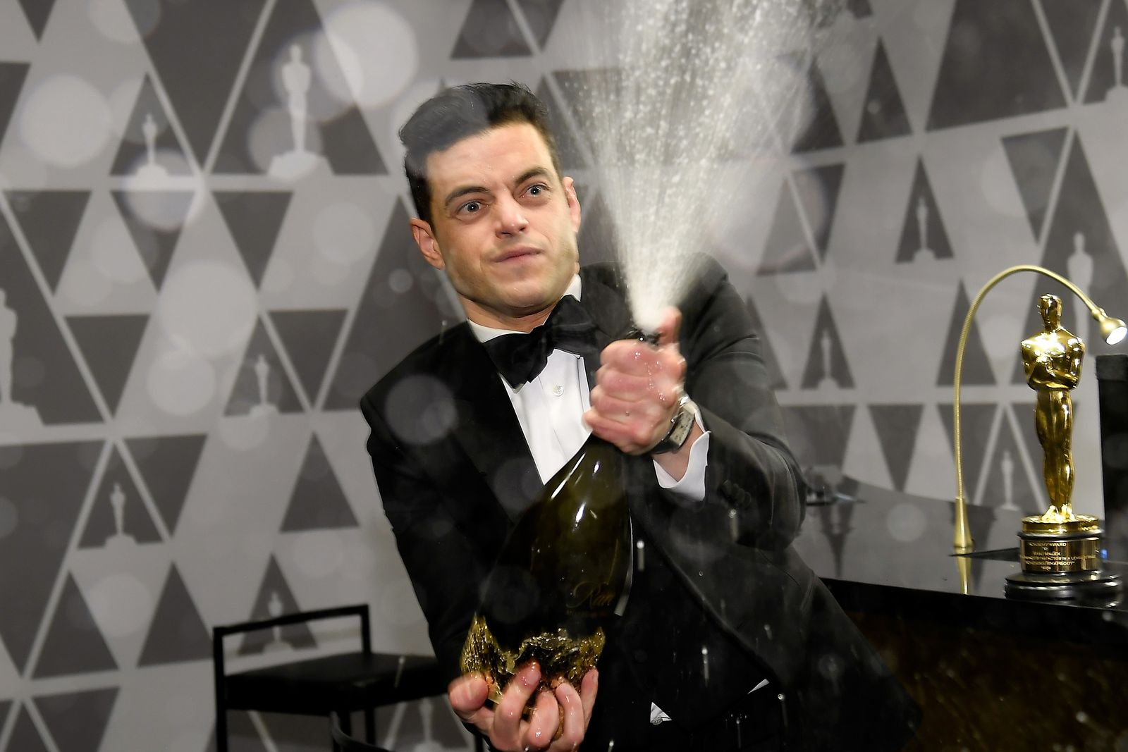 James Bond 25/ Rami Malek