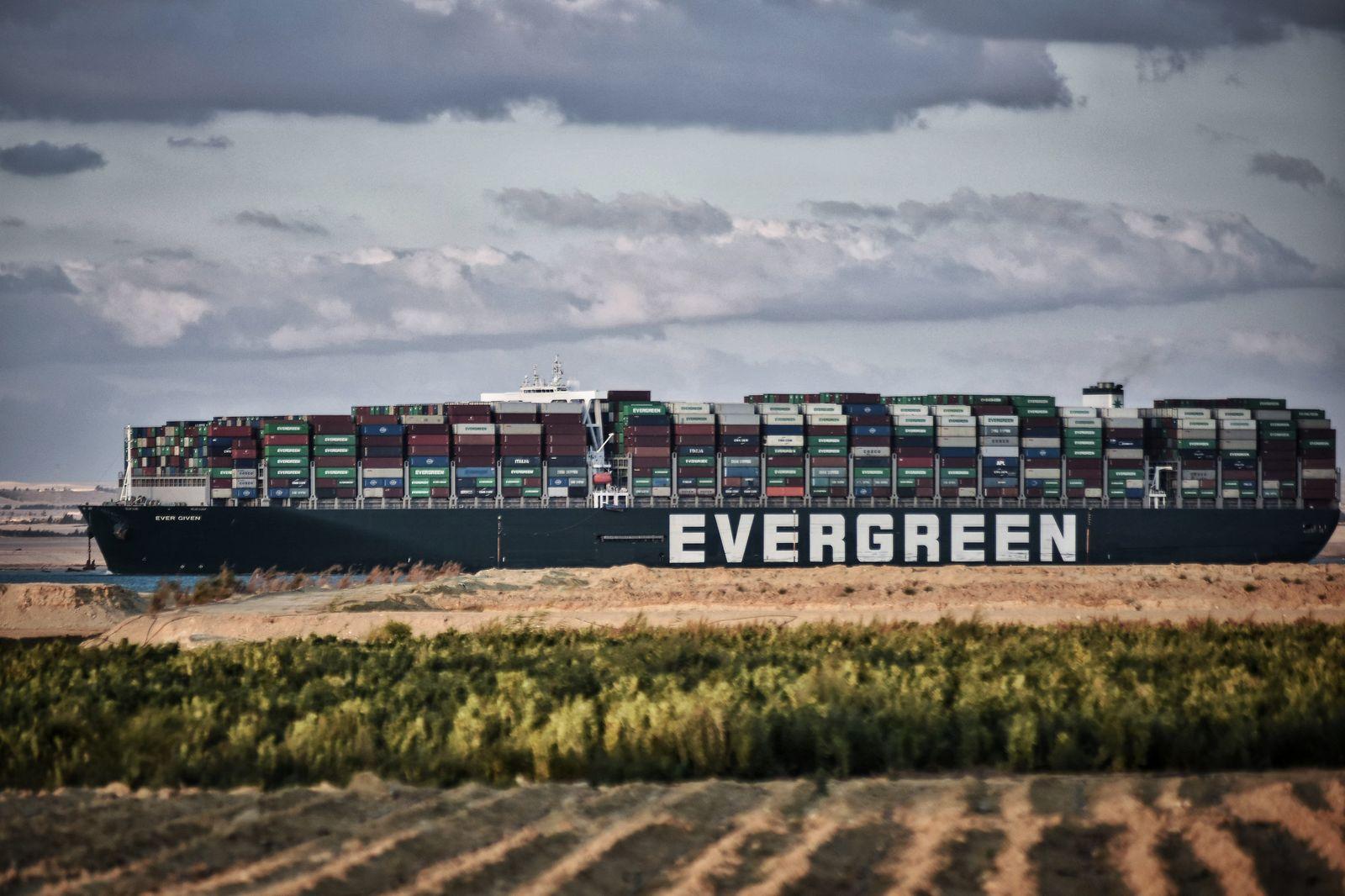 Suezkanal wieder frei nach vollständiger Bergung der «Ever Given»