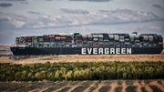 »Ever Given«-Eigner legen Bergungskosten auf ihre Frachtkunden um