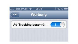 Wie iPhones Nutzer beobachten - und wie man das abschalten kann
