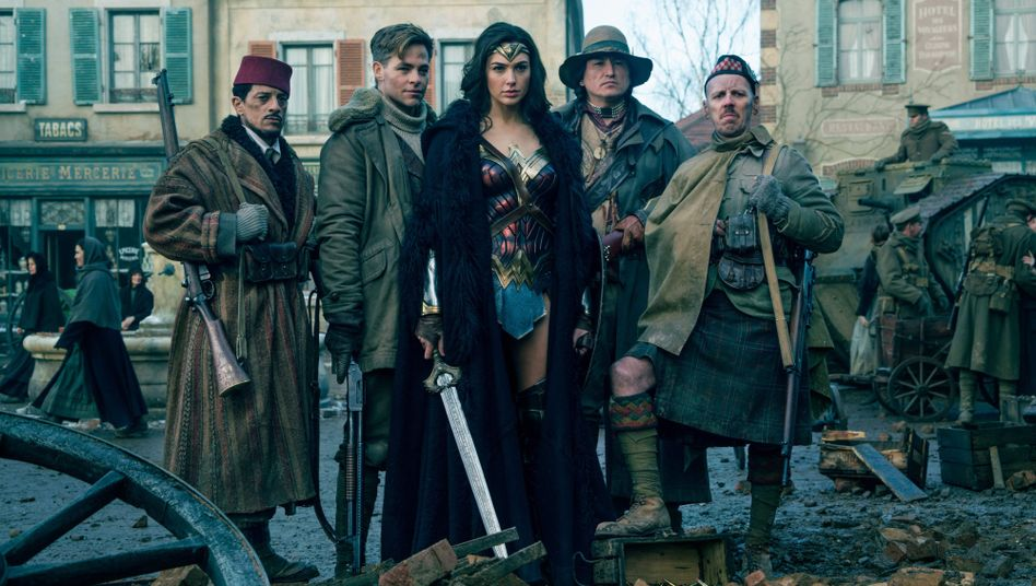 """Wonder Woman"" im Kino: Yes, she can"