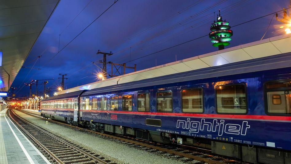 ÖBB-Nightjet: Das Angebot soll ausgebaut werden - auch mit der Deutschen Bahn werden Gespräche geführt