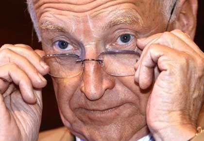 Stoiber: Ausfall in Eglofs