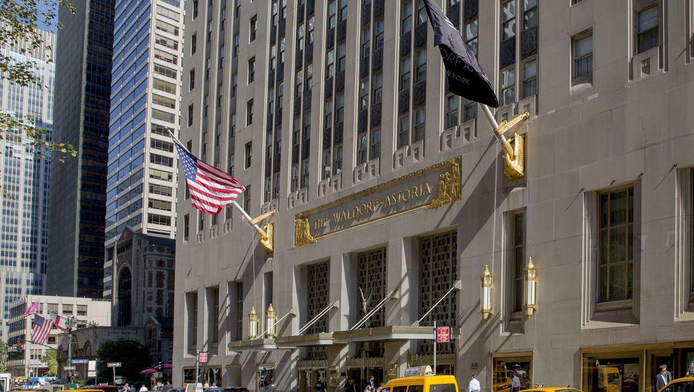 Waldorf Astoria und die Politik: Abschied vom Luxuspalast