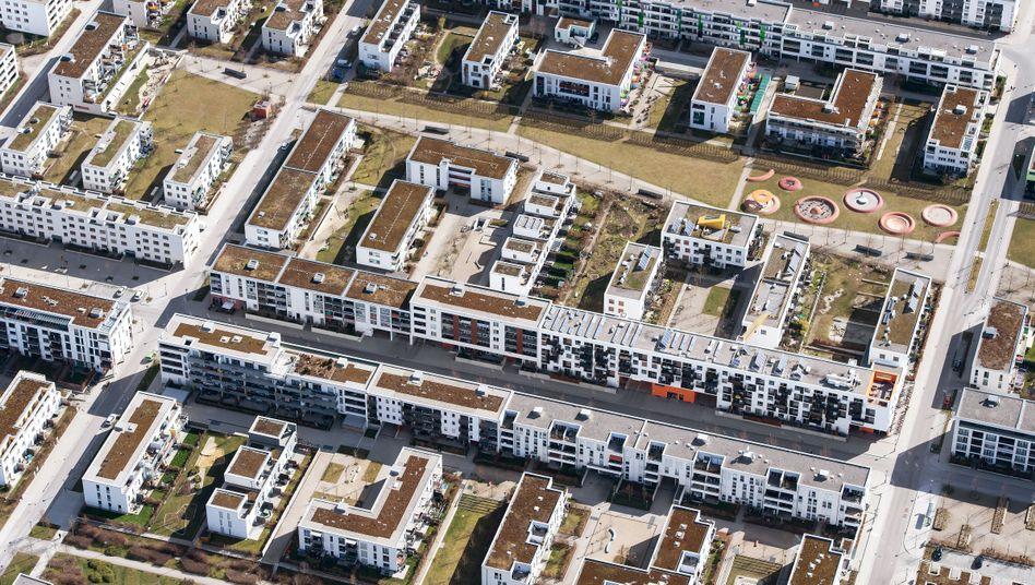 Wohnhäuser in München: Stabile Preisentwicklung