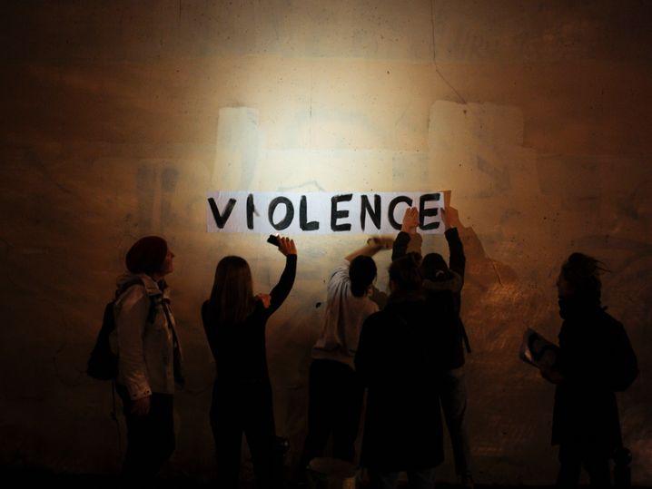 Die Arbeit mit Tätern kann Gewalt verhindern