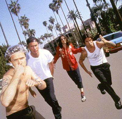 Red Hot Chili Peppers: Brillanter Bestseller oder einfach nur laut?