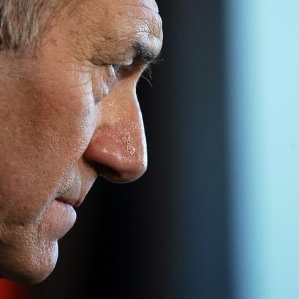 "Ehud Olmert in Berlin: ""An unserer Position hat sich nichts geändert"""