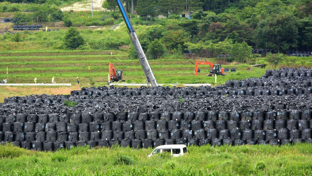 Fukushima: Hohe Strahlung trotz Dekontaminierung