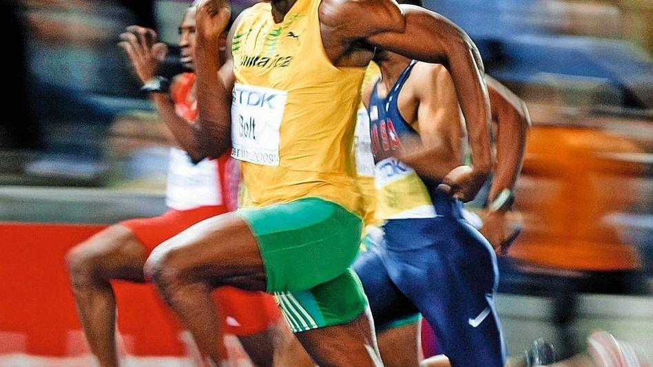 Bolt 2009 in Berlin