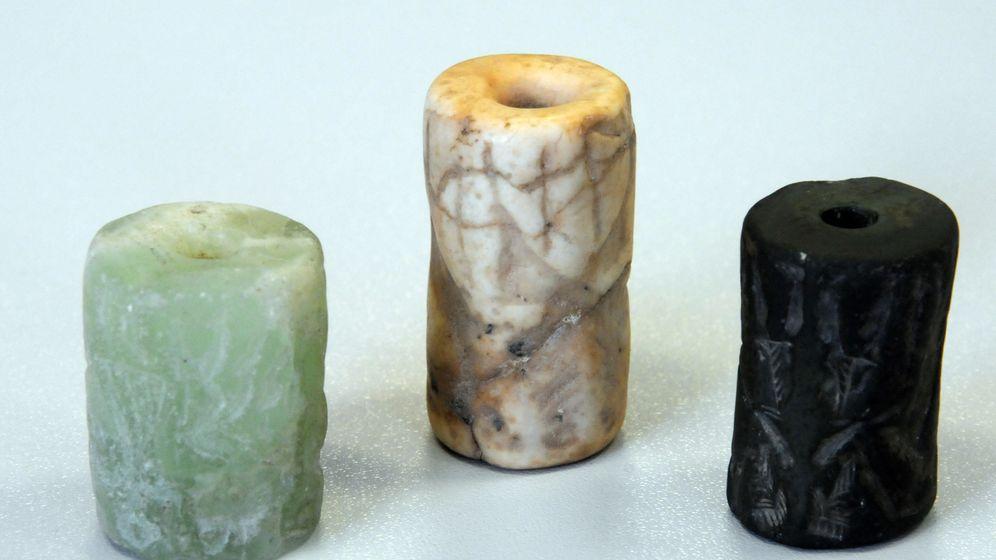 Sichergestellte Artefakte: Echte Siegel, falsche Könige