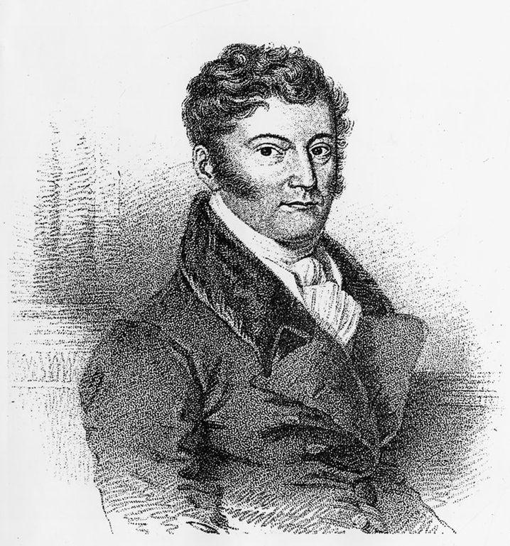 Forscher Maximilian zu Wied