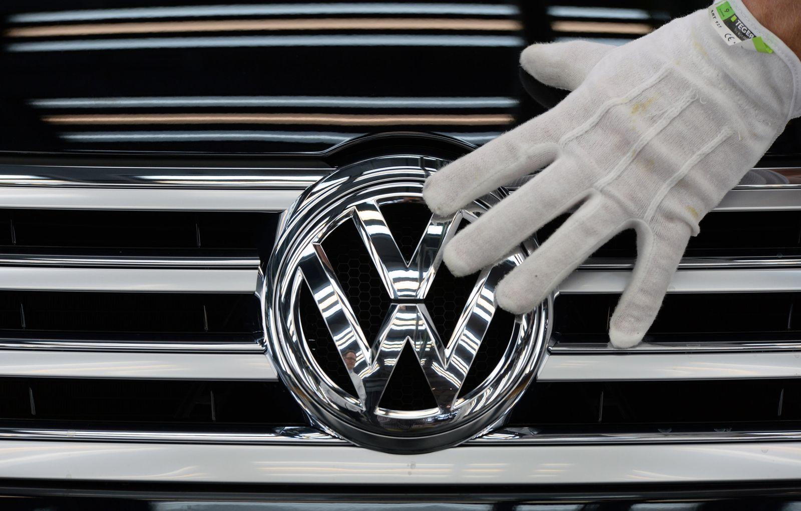 VW Gläserne Manufaktur in Dresden