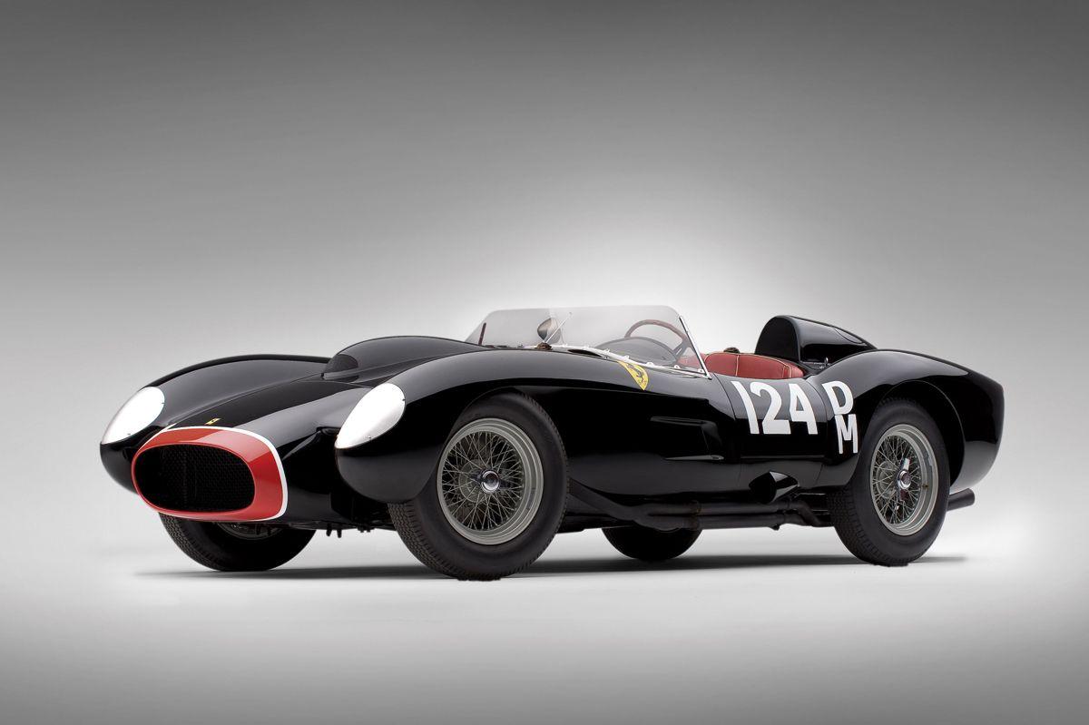 Die 100 teuersten Autos / Ferrari