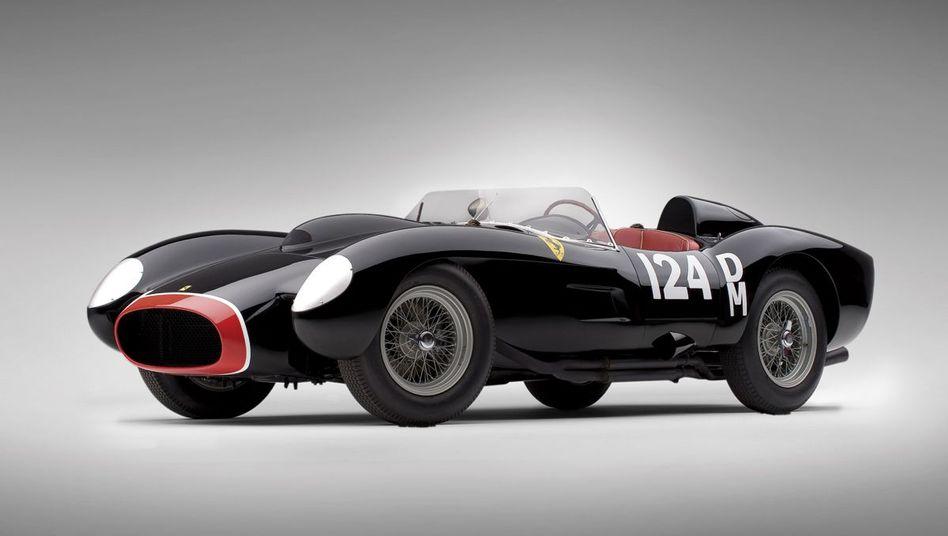 Ferrari 250 Testa Rossa: Mit einem Preis von mehr als 9 Millionen Euro das bislang teuerste Auto der Welt