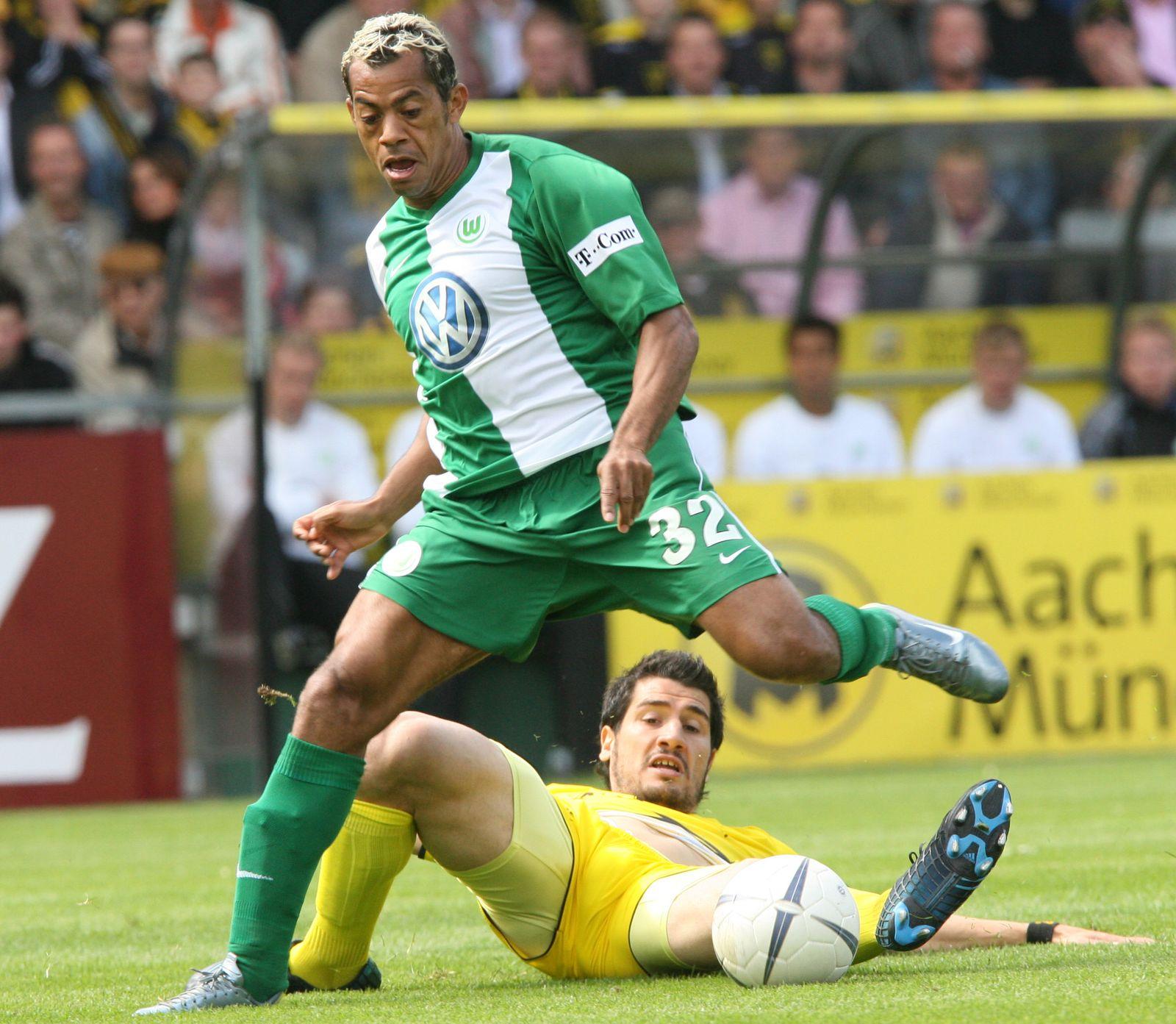 Marcelinho für Wolfsburg