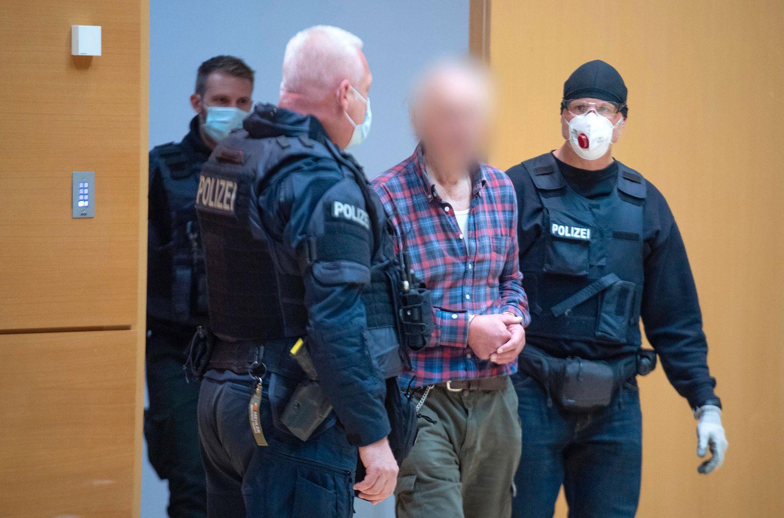 Prozess gegen Vater des Hanau-Attentäters