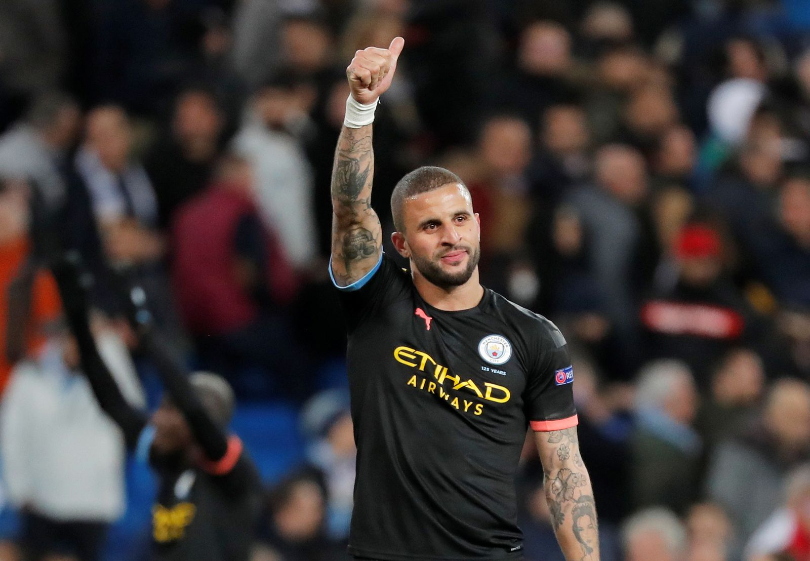 Champions League - Round of 16 First Leg - Real Madrid v Manchester City