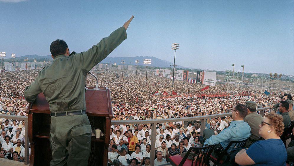 Lee Lockwood und Fidel Castro: Der Máximo Líder, wie ihn nur wenige kennen