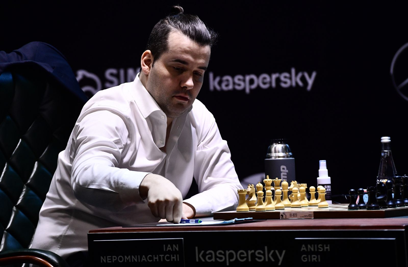 Russia Chess Candidates Tournament