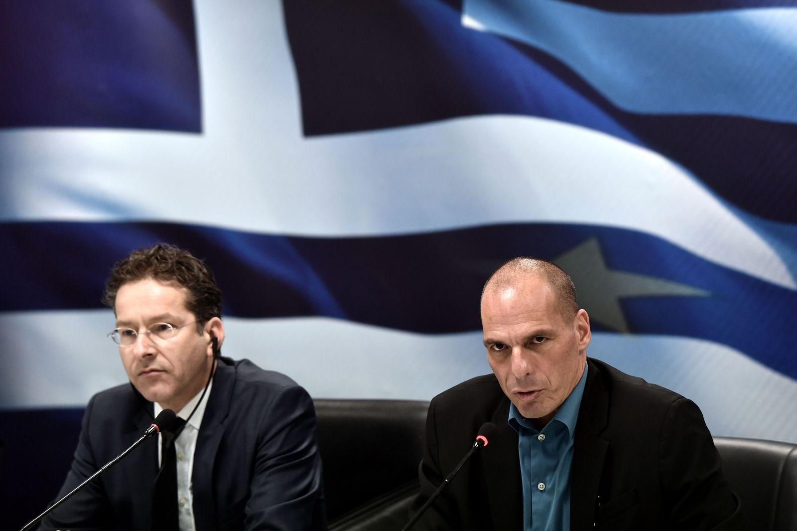 Dijsselbloem / Varoufakis