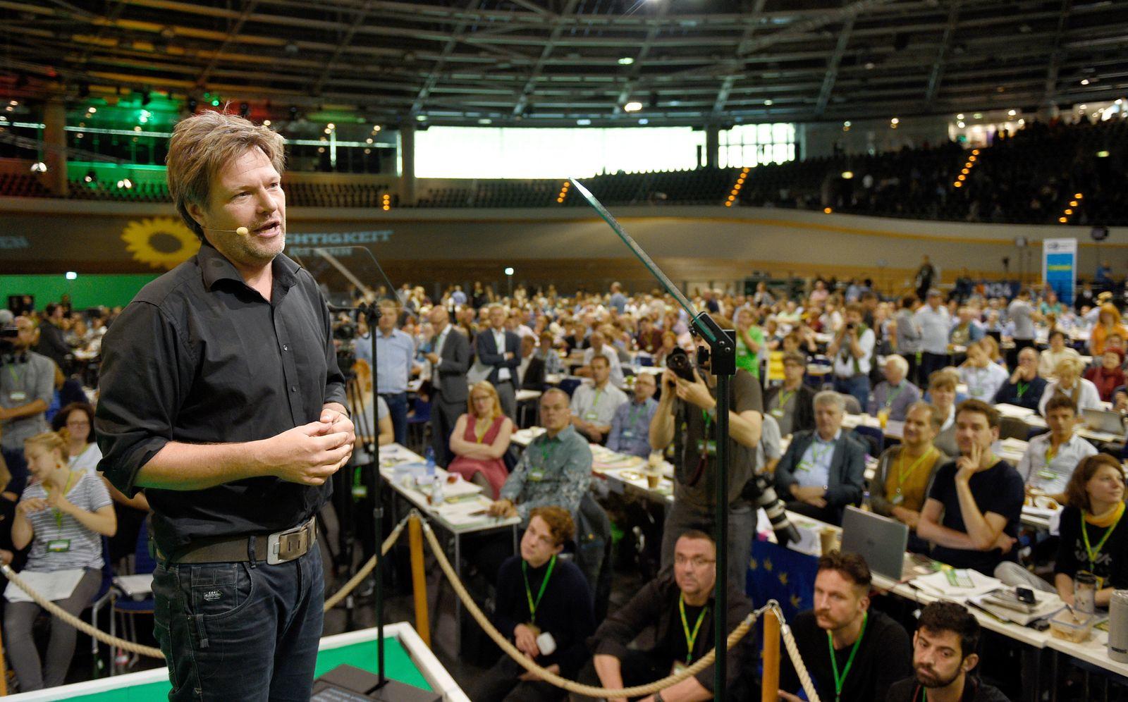 Grünen-Bundesparteitag