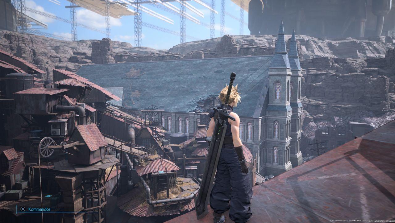 """""""Final Fantasy 7 Remake"""" im Test: Das taugt die Neuauflage - DER SPIEGEL - Netzwelt"""