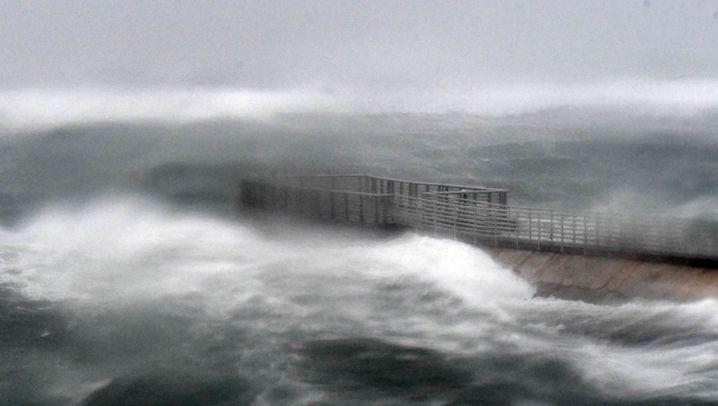 "Hurrikan in Florida: ""Irma"" zieht nordwärts"