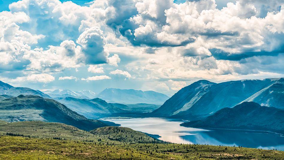 Yukon in Kanada: Reise per Privatjet zur Impf-Station