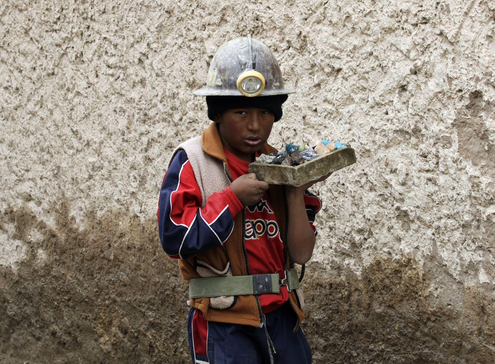 Bolivien / Kinderarbeit