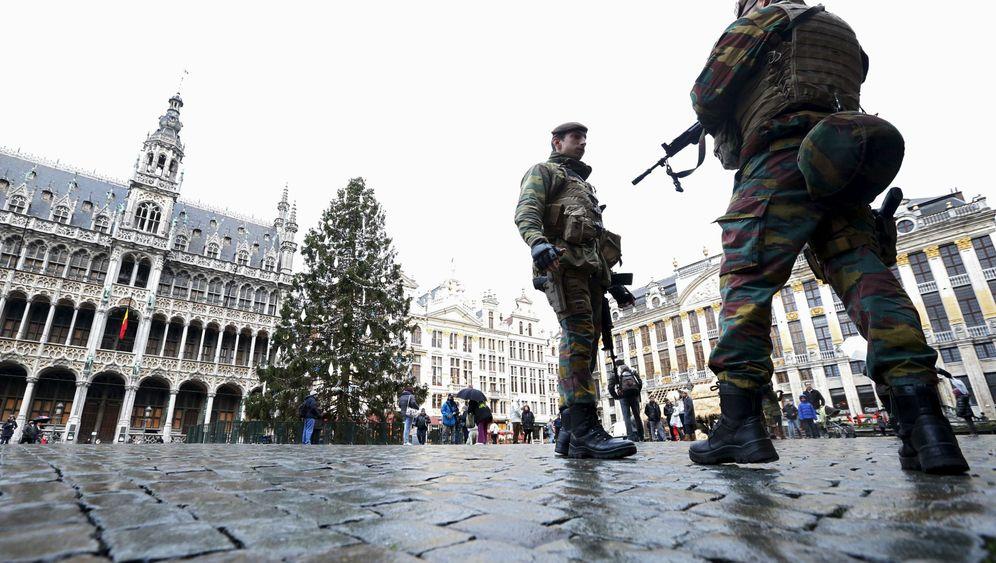 Höchste Terrorwarnstufe: Brüssel im Ausnahmezustand