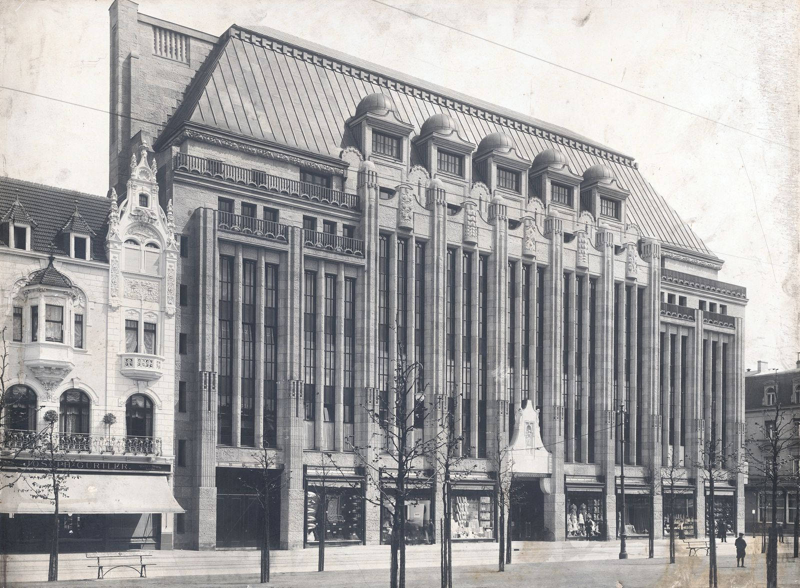 Warenhaus Leonhard Tietz Düsseldorf