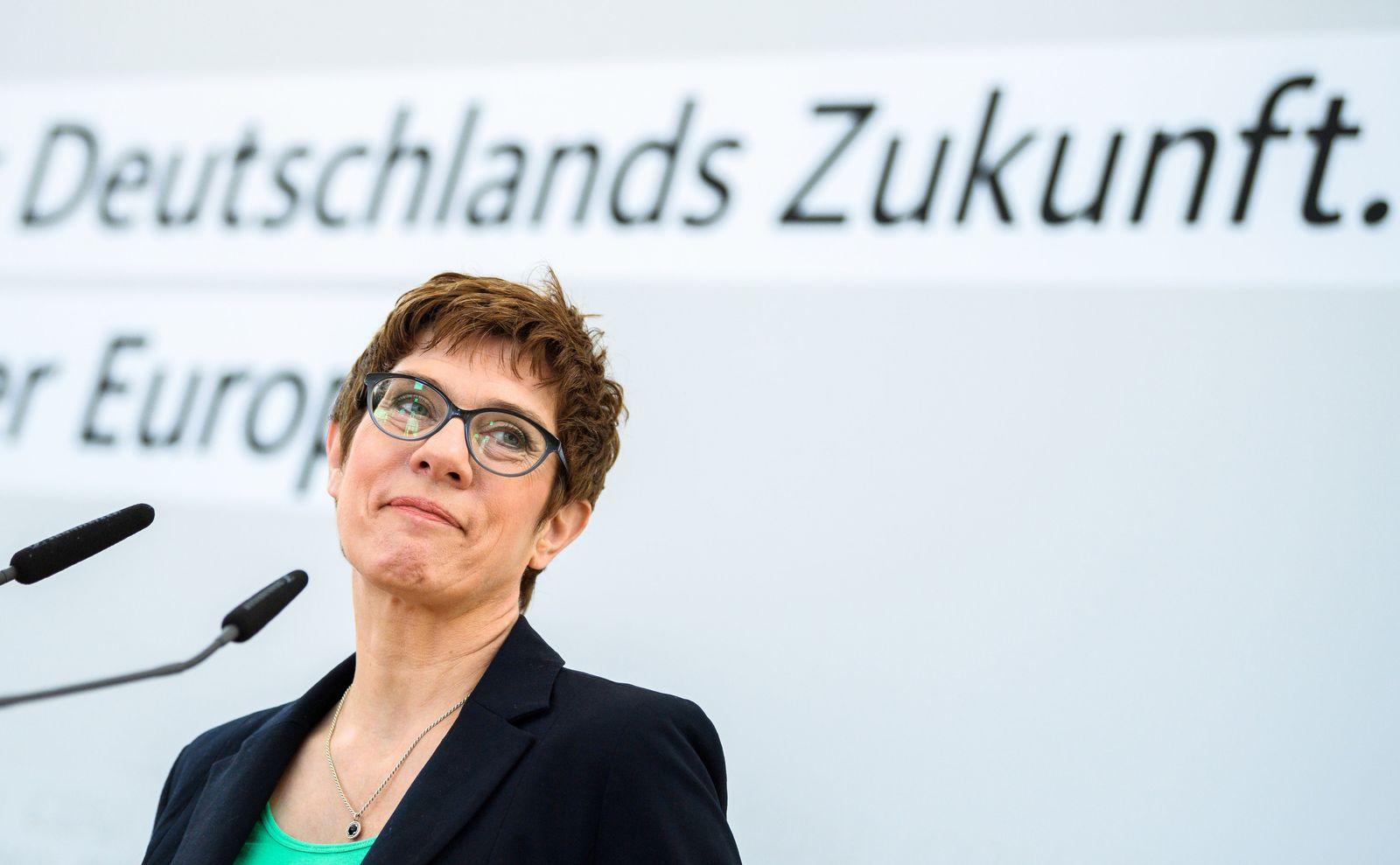 Bezirksparteitag CDU Elbe-Weser