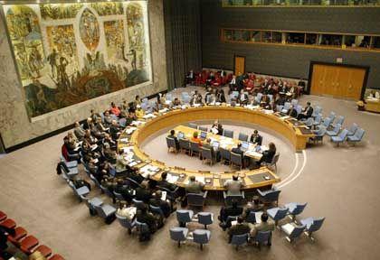 Uno-Sicherheitsrat: Wahrung des Weltfriedens