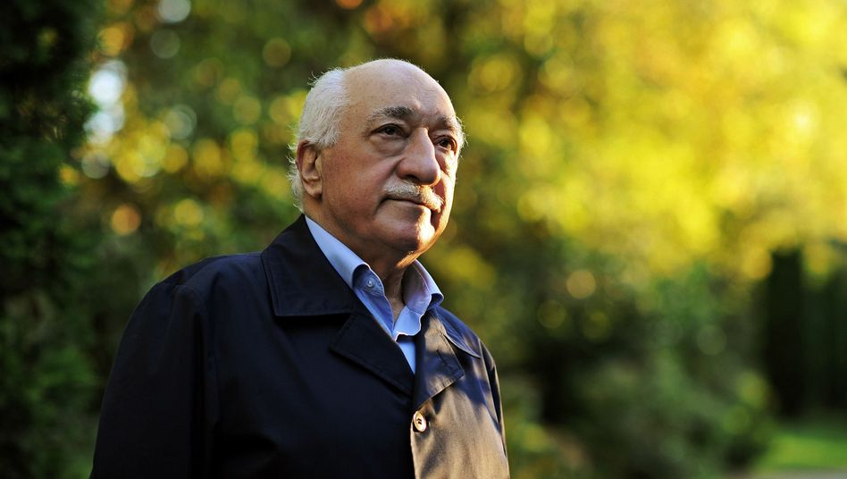 Fethullah Gülen (Archivaufnahme)