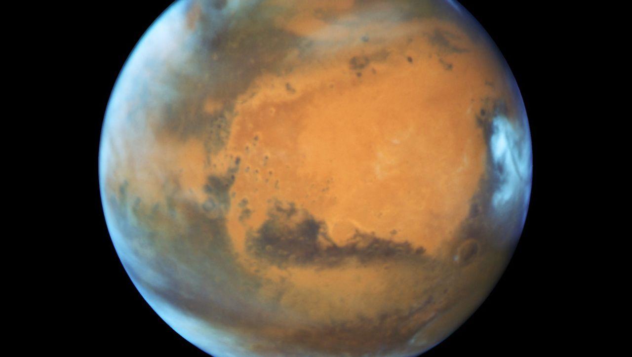 Messung durch europäisch-russische Sonde: Der Mars schwitzt - DER SPIEGEL