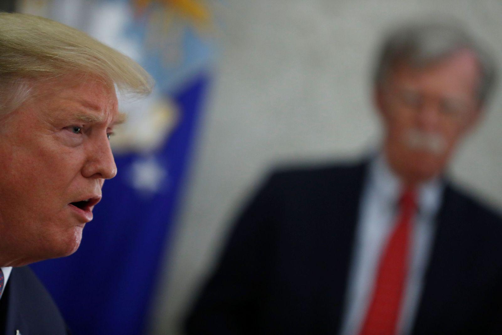 Donald Trump/John Bolton