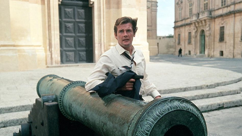 James-Bond-Darsteller: Roger Moore ist tot
