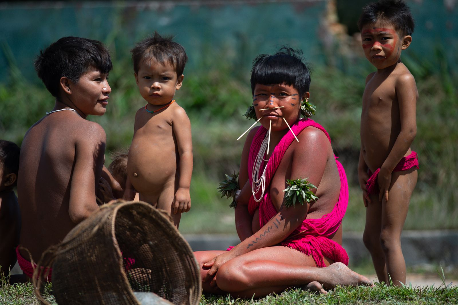 Health Care and Coronavirus (COVID - 19) Prevention to Natives of the Yanomami Land