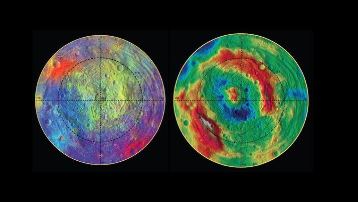 Vesta: Blick auf einen verhinderten Planeten