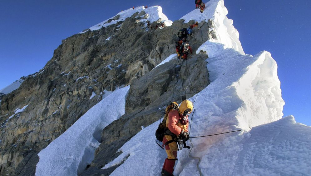 was war der höchste berg bevor mount everest entdeckt wurde
